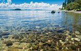大洋洲最大的淡水湖,形成於火山爆發,是休閒養生的好去處