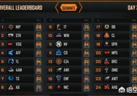 絕地求生FGS小組賽結束,你覺得小組賽階段發揮最好的中國隊選手是誰呢?