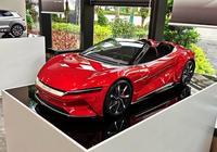 看起來比鷗翼門的硬頂版更拉風,E-SEED GT概念車敞篷版造型曝光