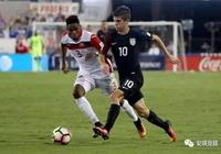 金盃賽:美國VS牙買加