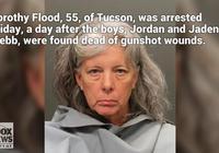 亞利桑那8歲雙胞胎被槍殺 凶手竟然是祖母