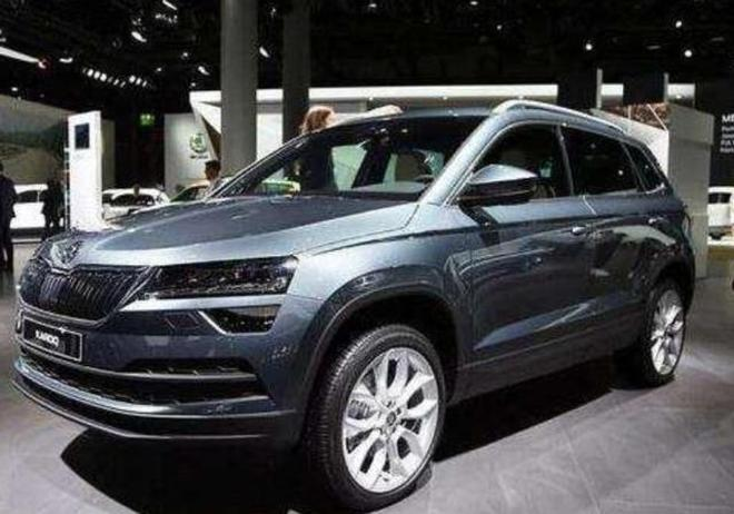 大眾斯柯達全新SUV車系發售,整車配四驅,售價僅需15萬起!