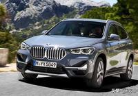 2020款BMW X1 SUV首次亮相,進行中期更新