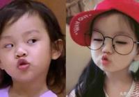 國內萌娃界的兩大扛把子,小甜馨和阿拉蕾,你更喜歡哪一個?