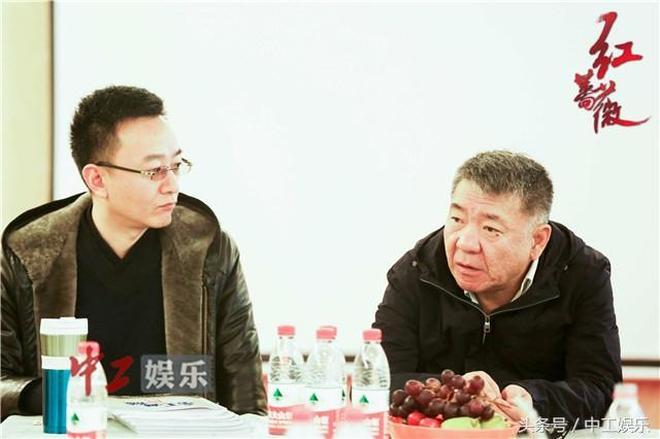 《紅薔薇》殺青首曝劇照 楊子姍陳曉演繹諜戰人生