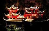 《旅遊圖集》俯瞰貴州省黔東南鎮遠古鎮夜景之遊記