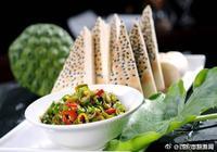 舌尖上的陝西·鍋盔夾辣子(陝西八大怪陝西大餅·鍋盔饃)