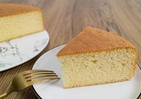 零失敗的經典海綿蛋糕
