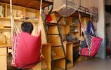 大學生剛開學都就把宿舍改成這樣了!簡單實用高大上,佩服!