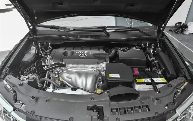 最佳中級車 豐田凱美瑞