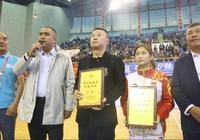 CBA慈善賽廣東大戰新疆 馬琳、江鈺源被授扶貧形象大使
