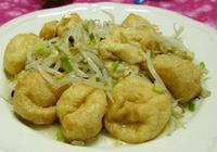 用油豆腐炒什麼菜好吃?