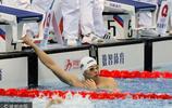 全國游泳冠軍賽:男子200米混合泳預賽 汪順第一晉級