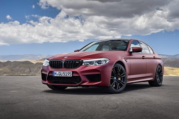600匹M5壓陣、未上市X2搞神祕!BMW公佈車展陣容