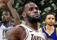 NBA球隊價值排名:尼克斯40億力壓湖人,全聯盟就一隊市值下降