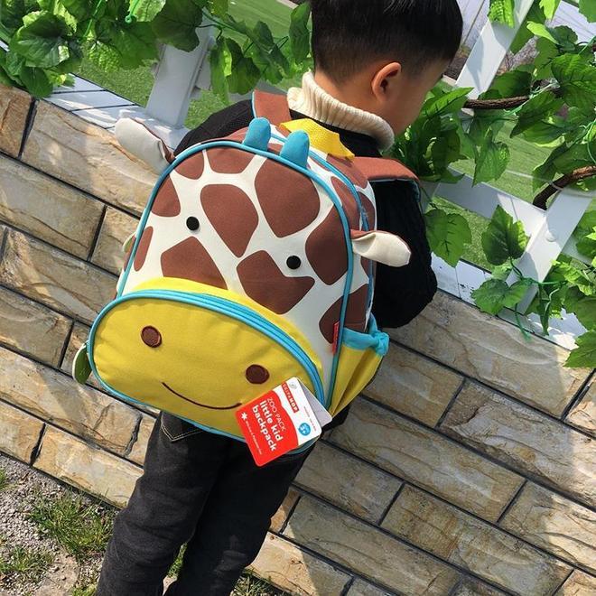 寶寶開始上幼兒園了!送一款可愛的小書包讓孩子充滿上學的動力