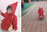 """""""保暖奶奶""""走紅,看到寶寶的穿著後,網友表示:也太暖了吧"""