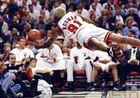 NBA第一惡被喬丹馴服!羅德曼為什麼怕喬丹,一語道破最可怕之處