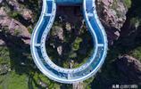 380米!世界上最高懸空鞦韆在河南伏羲山,這個畫面看著腿軟