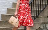 美國總統女兒伊萬卡特朗普打扮精緻,離開華盛頓D.C.的家前往白宮參加會議