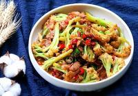吃了這麼多年的幹鍋花菜,今天才知道是怎麼做的,這也太簡單了
