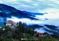 融於天地雲霧,遙聽梵音縹緲——卡久寺