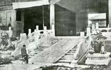 老照片:1901年雜草叢生的紫禁城,此時的慈禧太后已經逃離皇宮