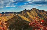 北京西溝原始森林秋色