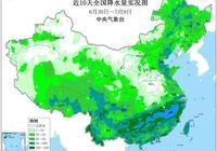 華北快要進入雨季了嗎?GFS預測華北有望在7月中旬進入雨季