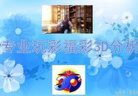 269期福彩3D:專業玩彩福彩3D分析