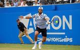 網球——女王杯:洛佩斯晉級半決賽