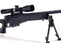 這款狙擊步槍為英國打下了堅定基礎,性能的優越性和順暢說明一些
