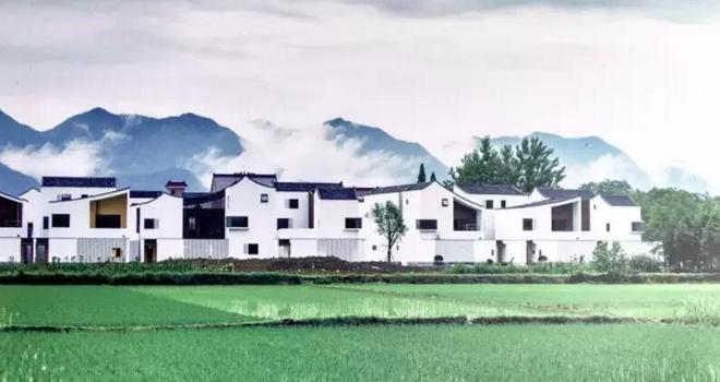 當設計走進農村,比城市還美