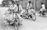 直擊90年代的河南老照片:第三張讓人懷念,第六張很幸福讓人羨慕