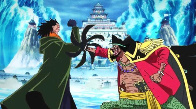 海賊王,革命軍連黑鬍子團都打不過,拿什麼扳倒天龍人?