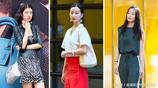 北京街拍:走在三里屯的街頭,可以看到各種穿搭時髦的美女