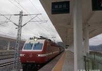 蘭渝鐵路試驗列車今日開跑,蘭渝鐵路全線通車倒計時