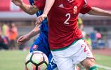 """""""熊貓杯""""國際青年足球錦標賽 匈牙利3比0勝斯洛伐克"""