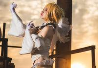 Fate 尼祿花嫁 cosplay