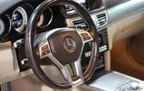 奔馳E300轎跑頂配版V6發動機