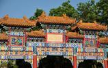 被稱為中國許願最靈驗的地方 全國規格最高的佛教寺院 它的前身是一座皇宮