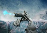 《權力的遊戲》第七季,夜王冰矛屠龍,綠龍化身冰龍!