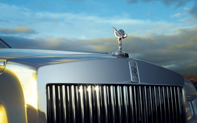 汽車圖集:勞斯萊斯經典