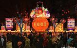 內蒙古包頭一機元宵燈會: 人流如海,方圓二三公里停車一位難求