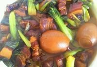 紅燜肉油菜