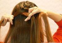 前段時間流行丸子頭,現在比較流行這幾款編髮,紮上也是那麼美