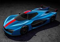 世上首款搭載氫燃料動力系統的超跑,有錢也買不到!