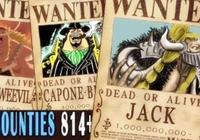 海賊王:最詭異的1顆惡魔果實,懸賞10億防禦值9億,史上最肉坦克