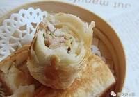 3個小竅門自制輕鬆上手的鮮美小點:肉酥卷的家庭做法