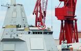 萬噸級驅逐艦—中國製造的